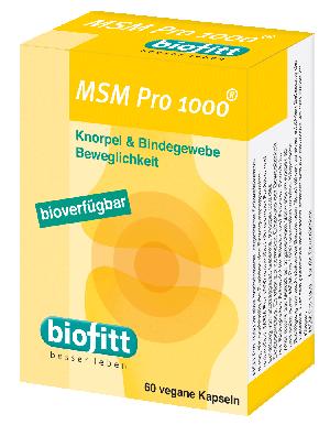 MSM Pro 1000